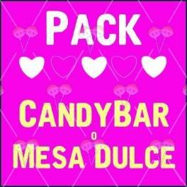 Pack Candy Bar