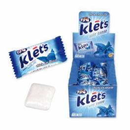 Chicles Klets Fini